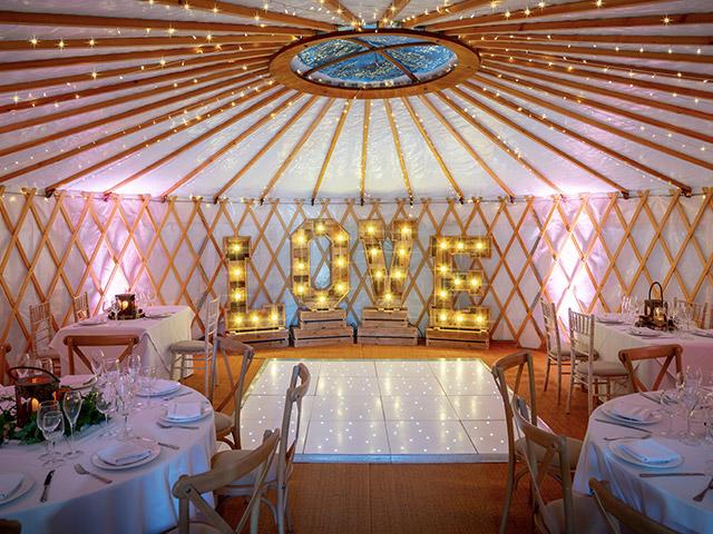 40-yurt