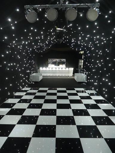 black-star-backdrop
